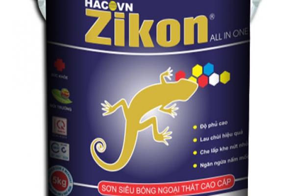 Sơn Zikon