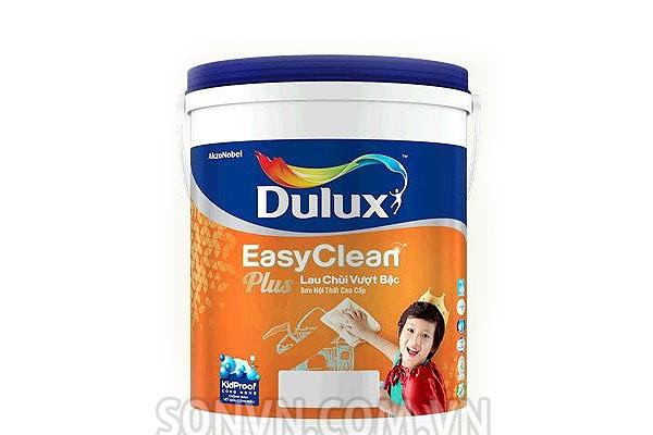 Nội thất Dulux EasyClean Plus Lau Chùi Vượt Bậc - Lon 5L