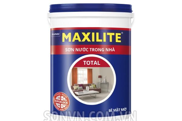 NỘI THẤT SƠN NƯỚC MAXILITE TOTAL - thùng 18L