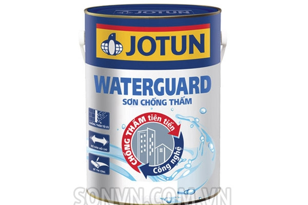 Sơn chống thấm WaterGuard