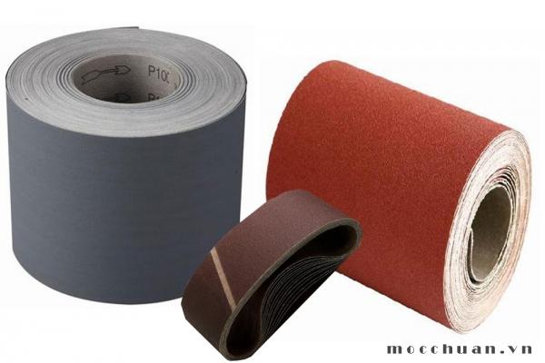 Giấy nhám vải, giấy ráp vải