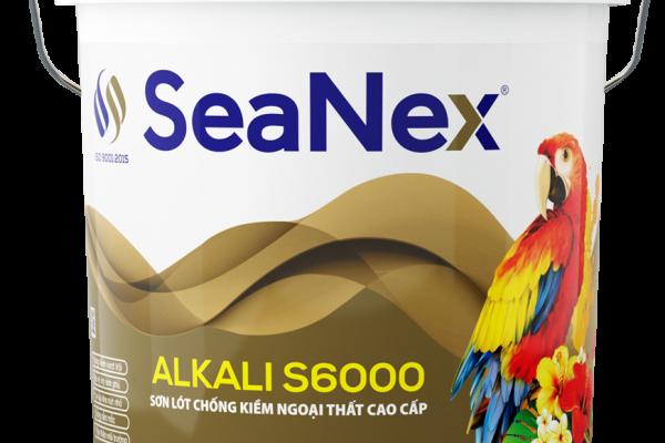 Sơn SEANEX lót chống kiềm ngoại thất cao cấp S6000