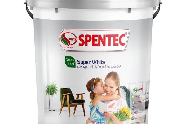 Sơn nội thất siêu trắng - thùng 18L