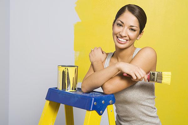 Hướng dẫn thi công sơn tường nhà mới