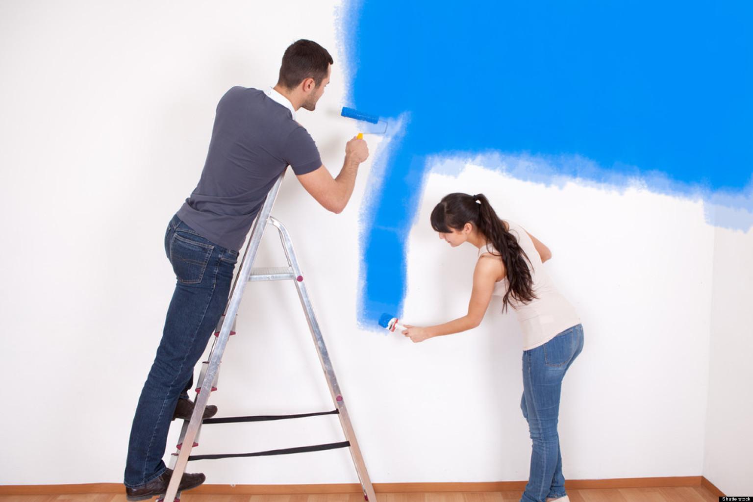 Các kỹ thuật sơn nhà căn bản